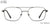 John Jacobs Black Eyeglasses 117884