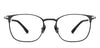 John Jacobs Black Eyeglasses 131415