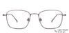 John Jacobs Metal Eyeglasses 137908