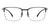 John Jacobs Black Eyeglasses 144965
