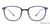 John Jacobs Blue Eyeglasses 138821