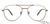 John Jacobs Brown Eyeglasses 143367 - Lenskart
