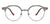 John Jacobs Grey Eyeglasses 143478