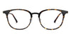 John Jacobs Brown Eyeglasses 143200