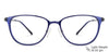 Lenskart Air Blue Eyeglasses 138044
