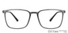 Lenskart Air Grey Eyeglasses 142928