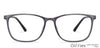 Lenskart Air Grey Eyeglasses 142950