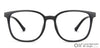 Lenskart Air Black Eyeglasses 142956