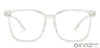Lenskart Air Transparent Eyeglasses 142963