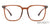 Lenskart Air Brown Eyeglasses 142965