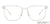 Lenskart Air Transparent Eyeglasses 142967 - Lenskart