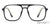 Lenskart Air Black Eyeglasses 143765