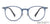 Lenskart Air Blue Eyeglasses 143783
