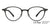 Lenskart Air Black Eyeglasses 146655