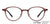 Lenskart Air Red Eyeglasses 146656