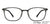 Lenskart Air Black Eyeglasses 146659