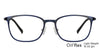 Lenskart Air Blue Eyeglasses 146660