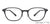 Lenskart Air Black Eyeglasses 143061