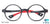 Lenskart Junior Black Eyeglasses 142589 - Lenskart