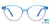 Lenskart Junior Blue Transparent Eyeglasses 142926 - Lenskart