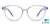 Lenskart Junior Blue Eyeglasses 142926