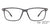 Lenskart Air Grey Eyeglasses 136734