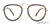 Lenskart Air Gold Eyeglasses 143632