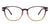 Vincent Chase Brown Eyeglasses 134559 - Lenskart
