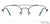 Vincent Chase Black Eyeglasses 135080
