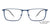 Vincent Chase Blue Eyeglasses 145714