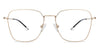 Vincent Chase Gold Eyeglasses 145527