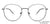 Vincent Chase Black Eyeglasses 145538