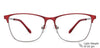 Vincent Chase Red Eyeglasses 145603