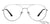 Vincent Chase Metal Eyeglasses 146539