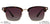 Vincent Chase Polarized Brown Sunglasses 122261