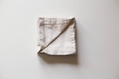 Cocktail Napkins | Natural