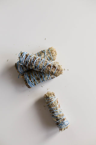 Sage and Pinon Pine Smudge