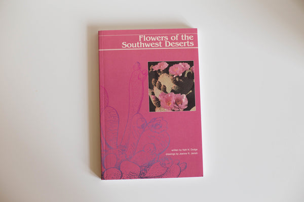 Flowers of the Southwest Deserts | Vintage
