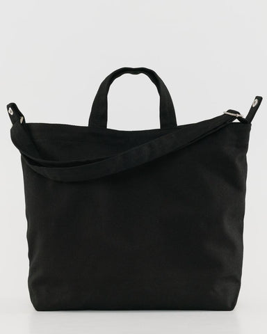 Horizontal Duck Bag | Black