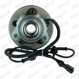 043 FRONT WHEEL HUB BEARING 515050 FORD EXPLORER MOUNTAINEER WITH ABS 2002-2005