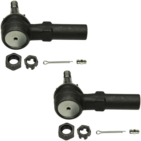 2 Outer Tie Rod Ends - AC Cars