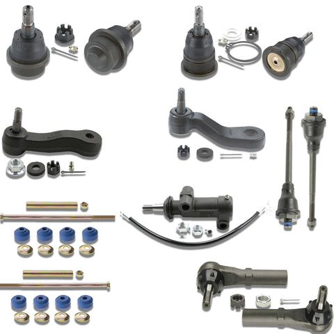 13 Piece Steering Suspension Kit - AC Cars
