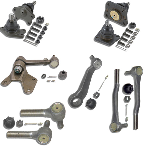 10 Piece Suspension Steering Kit - AC Cars