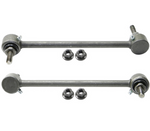 Two Front Stabilizer Bar Links - AC Cars