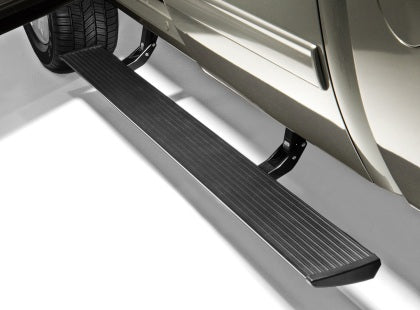 AMP Research 2007-2014 Chevy Silverado 2500/3500 Extended/Crew PowerStep - Black - AC Cars