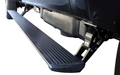 AMP Research 2011-2014 GMC Sierra 2500/3500 Extended/Crew PowerStep - Black - AC Cars