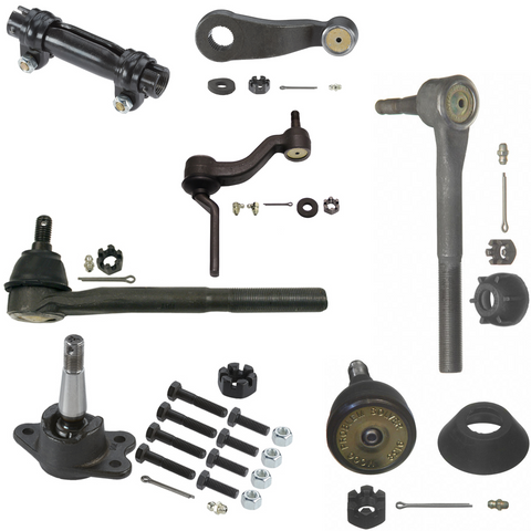 12 Piece Steering & Suspension Kit - AC Cars