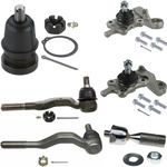 4 Ball Joints and Tie Rod Ends - AC Cars
