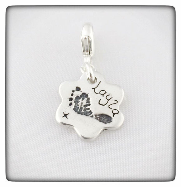 Small Hand/Foot/Paw Print Pendant / Necklace