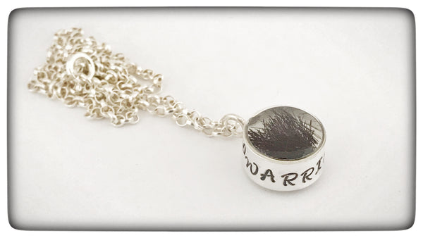 Personalised Horse Hair Necklace